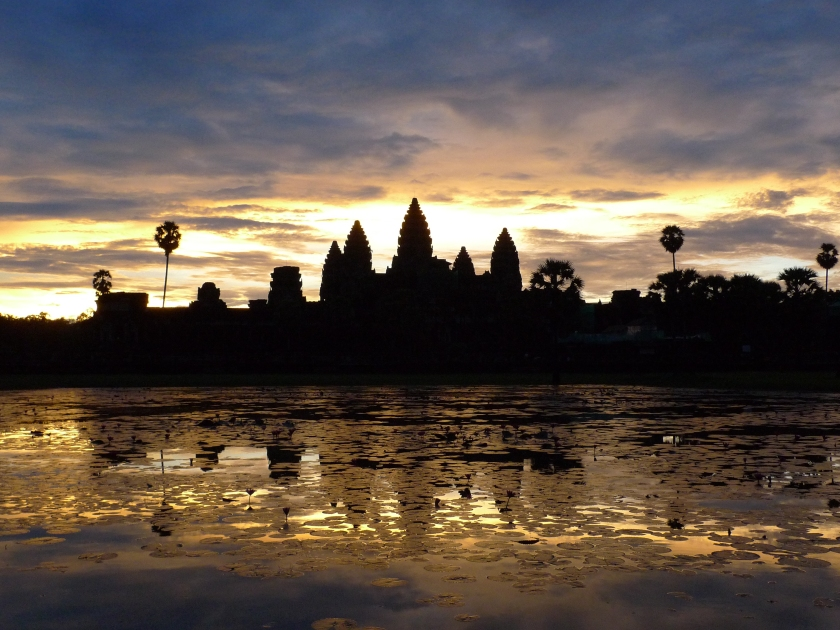 Tip Backpacking ke Kamboja