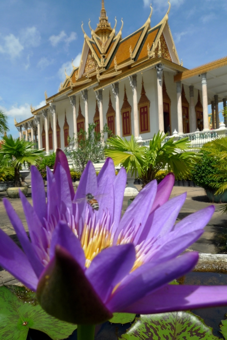 Grand Palace Phom Penh