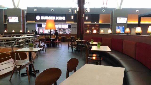 Urban Court, Tempat Makan di KLIA 2