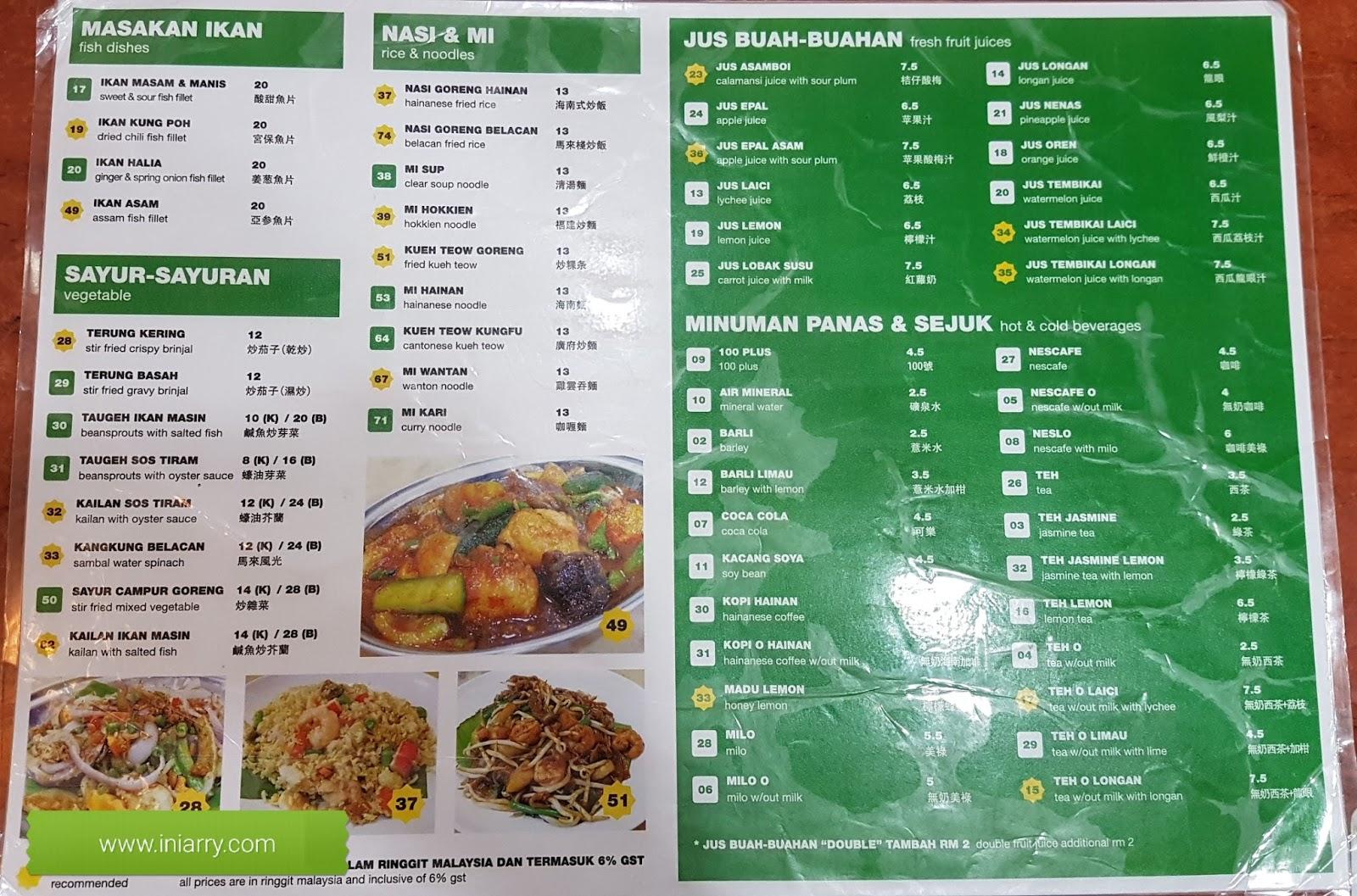 Rekomendasi Restoran Di Kuala Lumpur Jilbab Backpacker