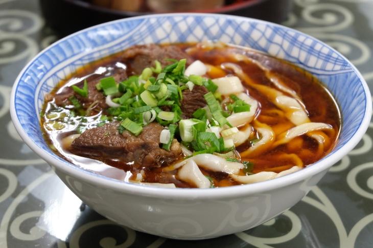 Beef Noodle Halal Taiwan