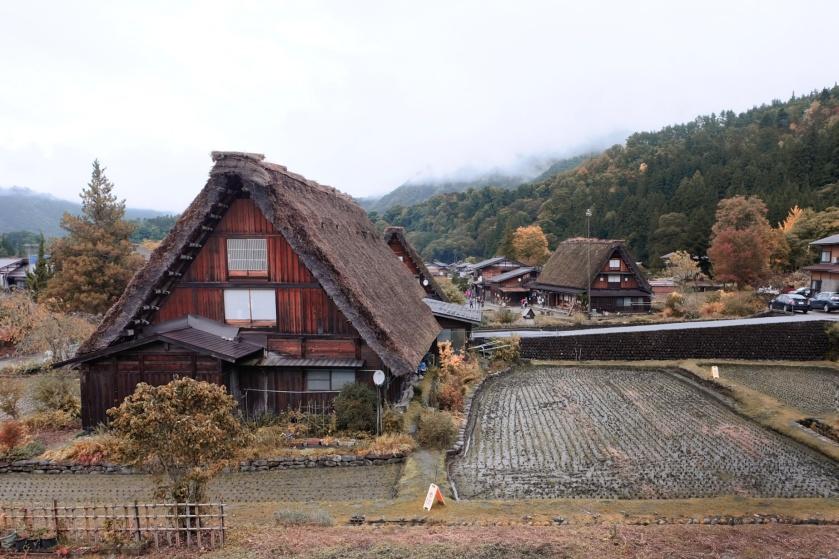 Cara Menuju Shirakawago dari Tokyo