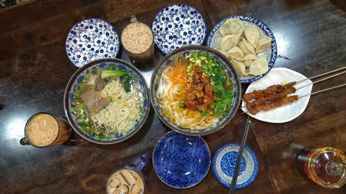 Restoran dan Makanan Halal di BukitBintang