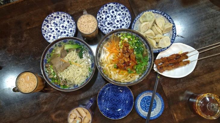 Kuliner halal bukit bintang