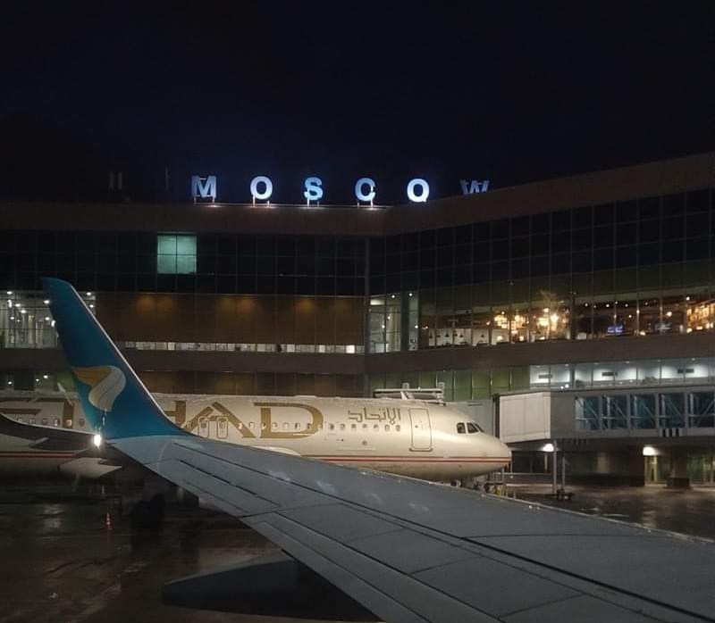 Ke Rusia Saat Corona: Welcome toMoscow
