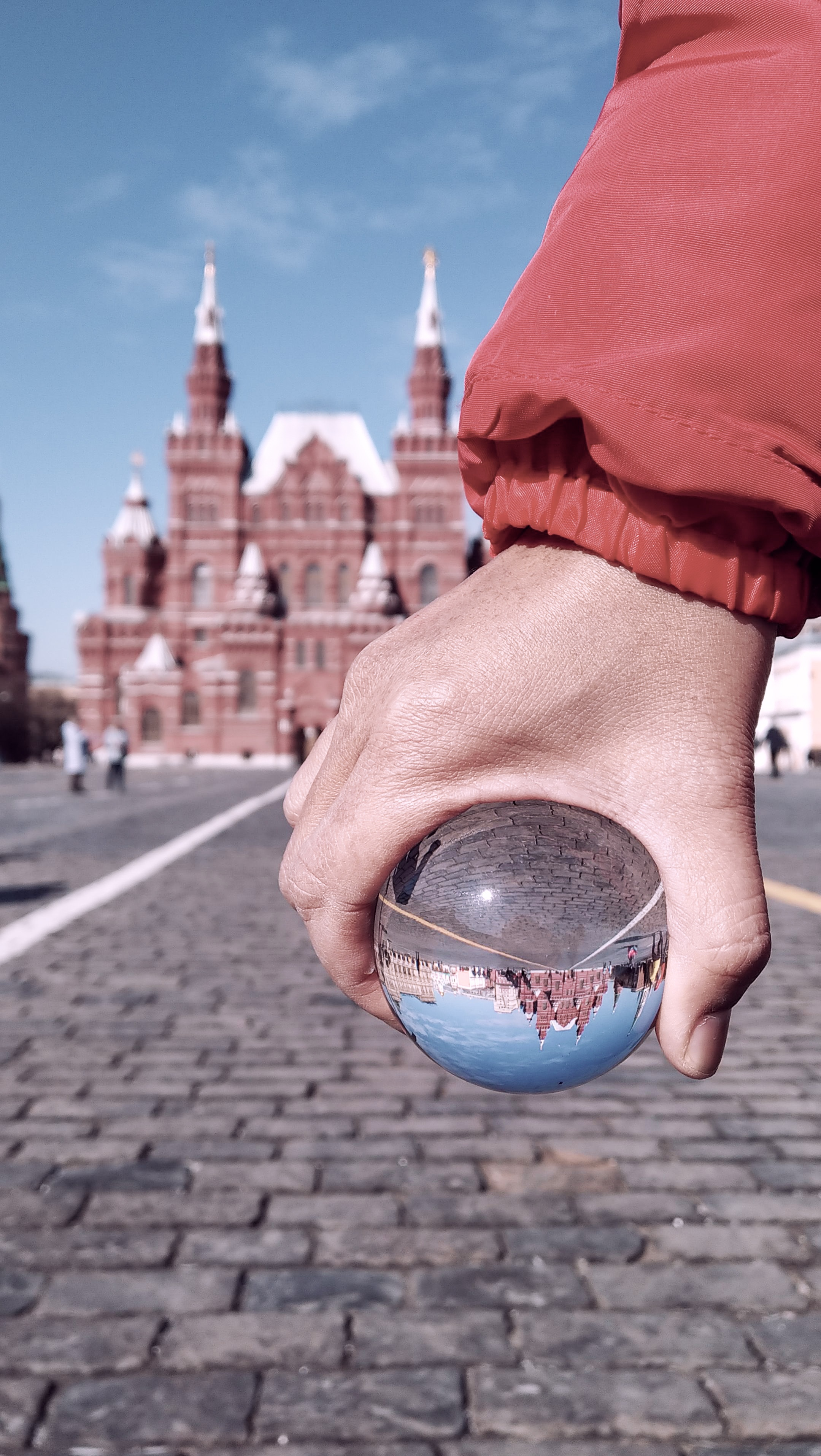 Red Square Mosqow