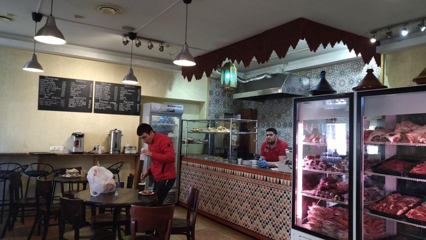 Restoran Halal St Petersburg Rusia
