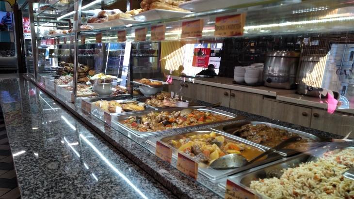 Restoran Halal di Rusia