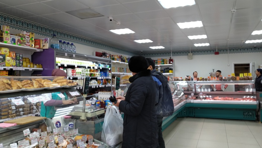 Restoran Halal di Moscow Rusia