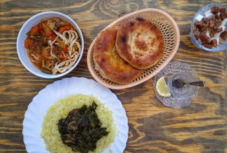 Menu Chaykhana Restaurant